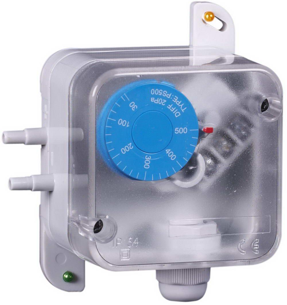 Прессостат максимального давления газа